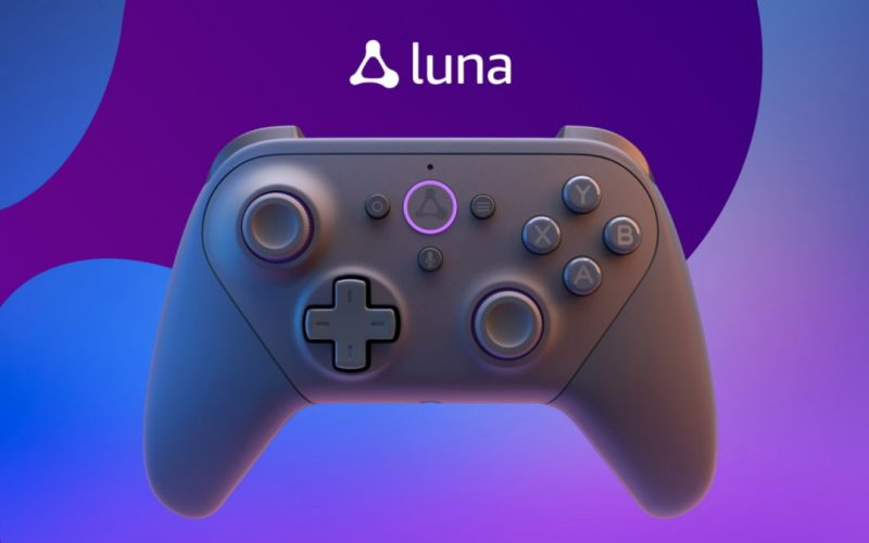 Amazon Luna is allowing early access