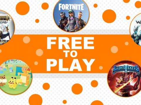 Amazon Luna free-to-play games