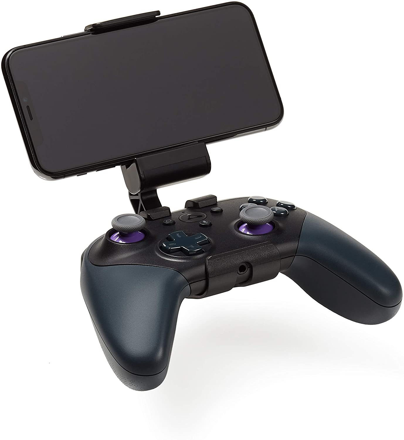 luna controller with phone clip