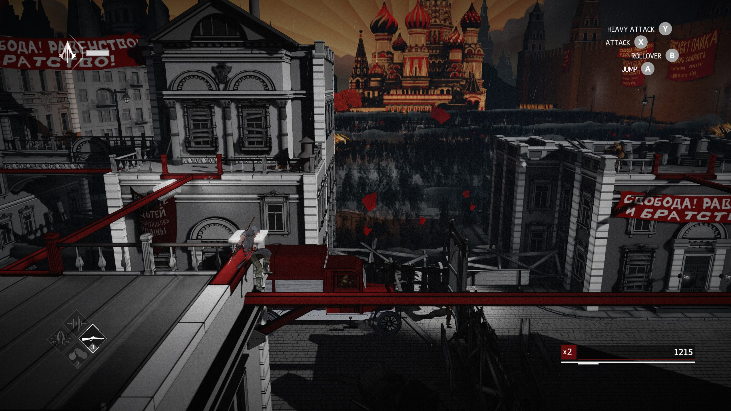 Assassin Creed Chronicles: Russia