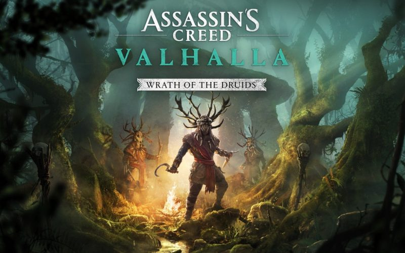 Assassin's Creed Valhalla Wrath Of The Druids